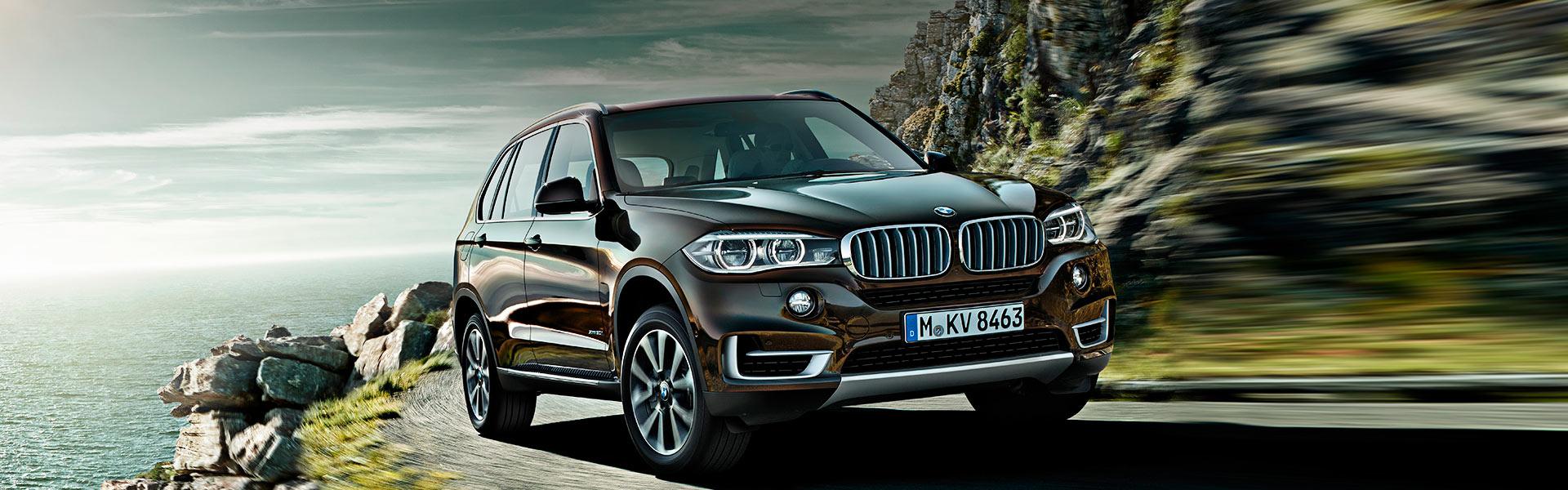 Тормозная жидкость на BMW X5
