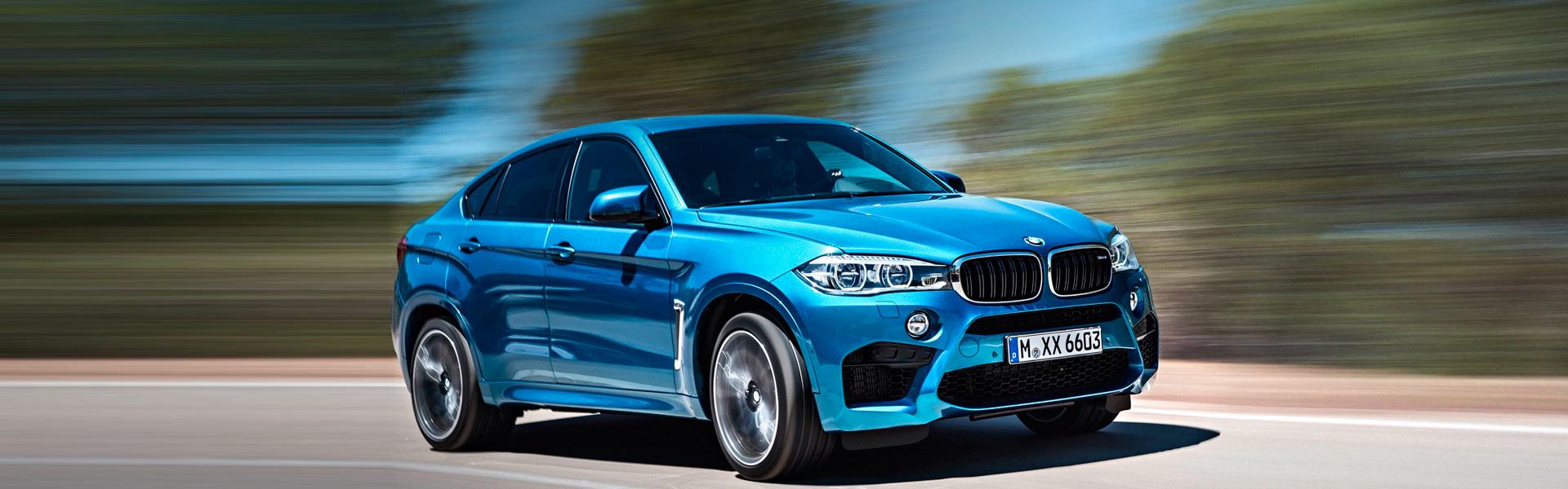 Моторное масло на BMW X6